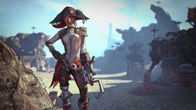borderlands 2 captain scarlett and her pirate's booty