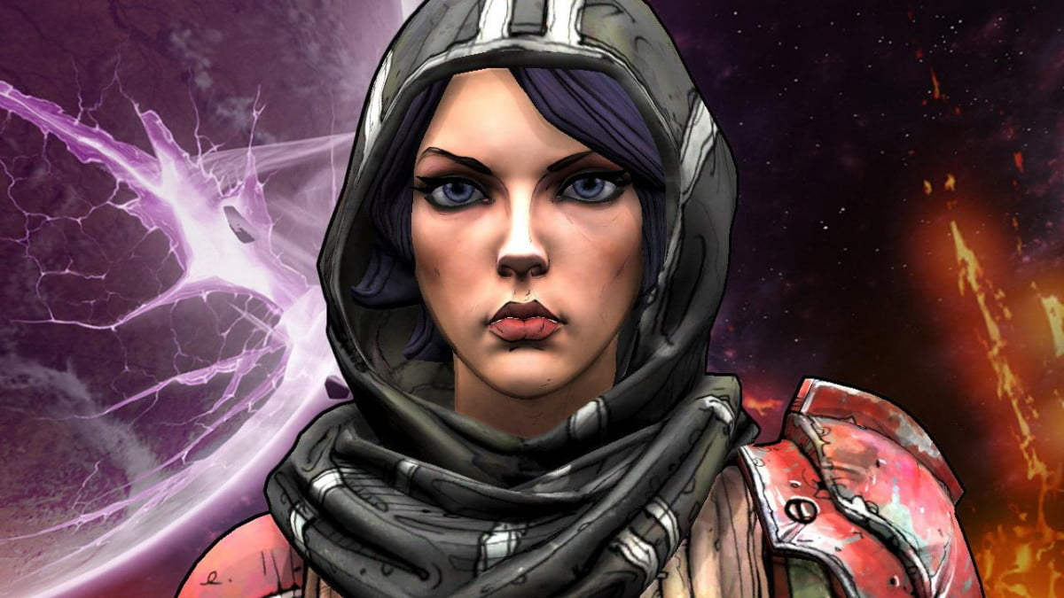borderlands pre sequels athena the sequel