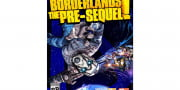 dead space  review borderlands the presequal cover art