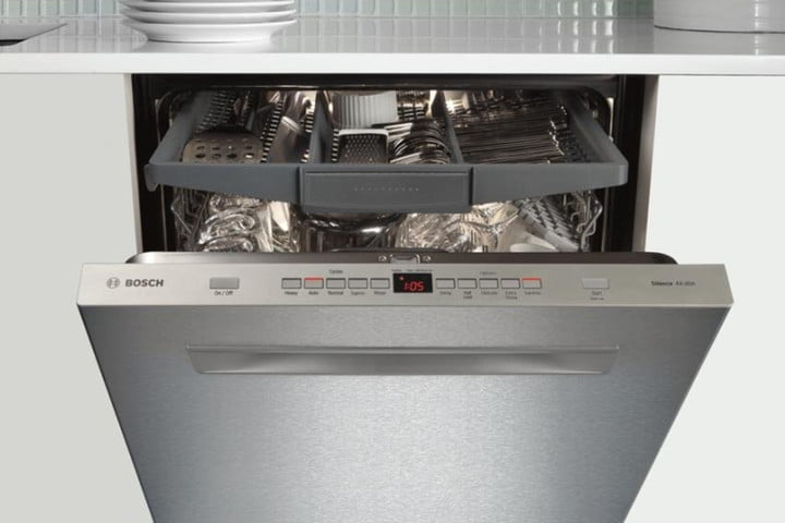 What are the quietest dishwashers by decibel range?