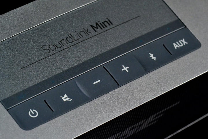 bose soundlink mini review buttons