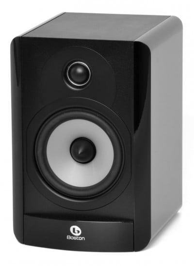 A 25 bookshelf speakers