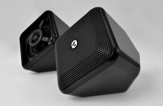 Boston Acoustics SoundWare XS Review Speakers Grill