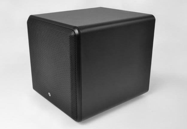 Boston Acoustics SoundWare XS Review Subwoofer