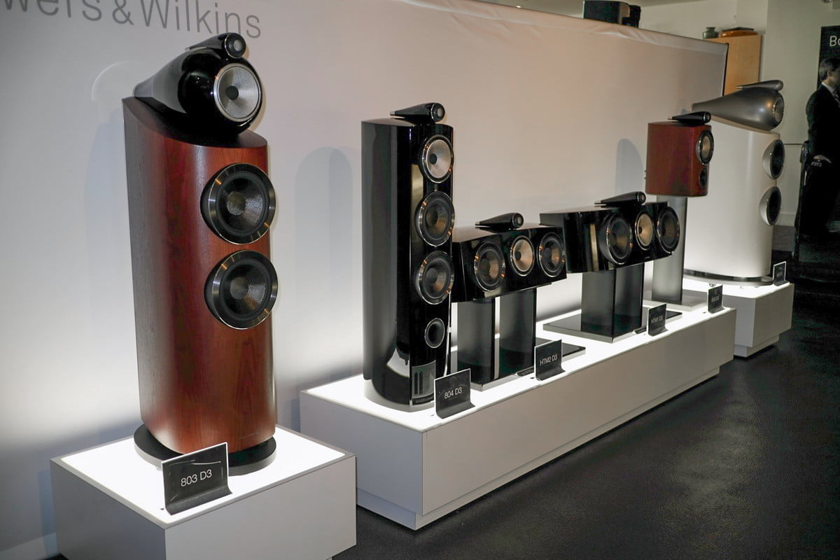 bowers and wilkins acquired by eva automation  series
