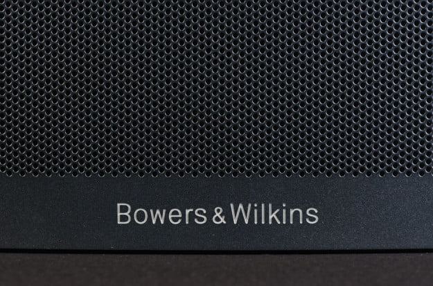 bowers and wilkins z2 dock glass reinforced abs driver enclosure macro