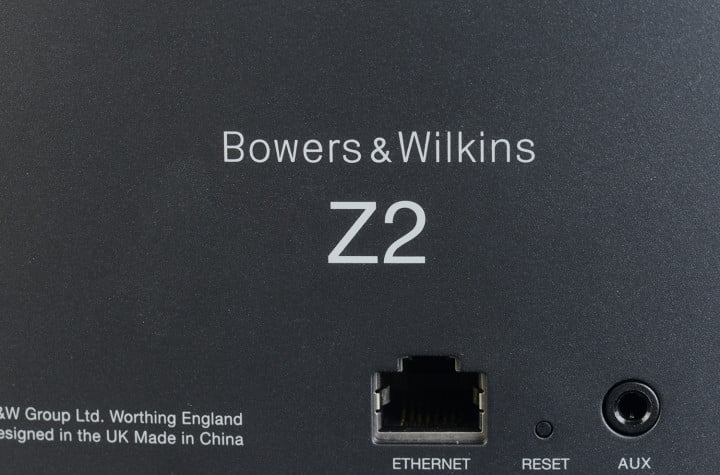 bowers wilkins z  review and dock inputs macro