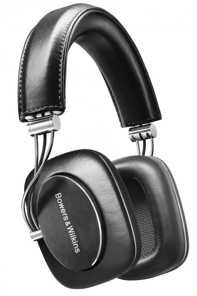 bowers and wilkins brings luxury to the jet setter crowd with new over ear p  headphones bowerswilkins