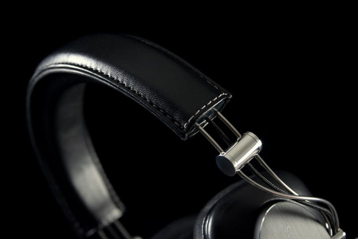 bowers wilkins p  review headband stitch