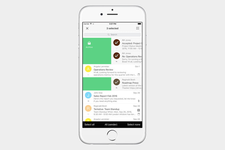 best ios email apps