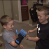 5-year-old Texas boy gets a 3D-printed prosthetic helping hand