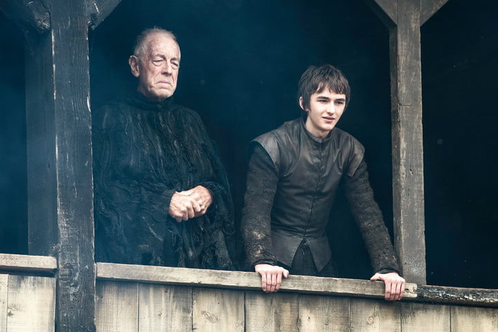 bran and raven