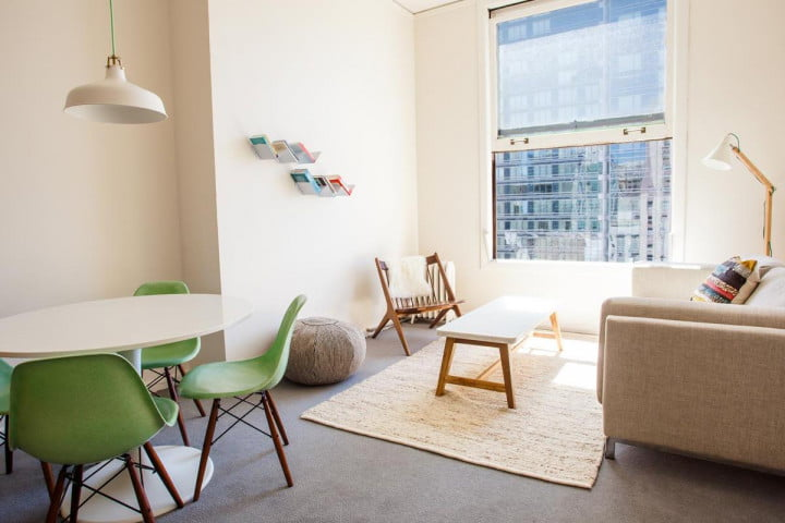 what its like to rent a quiet breather room app montgomery san francisco