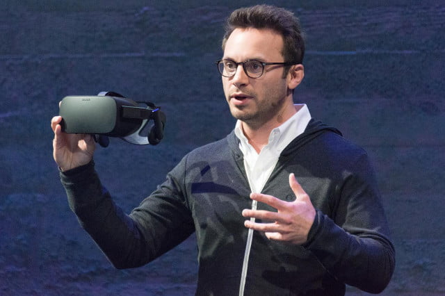 oculus takes to the stage announce minecraft support platform and more brendan iribe ceo