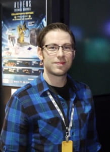 Senior Producer for Gearbox, Brian Burleson