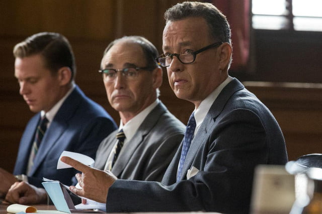 tom hanks miracle on the hudson clint eastwood bridge of spies