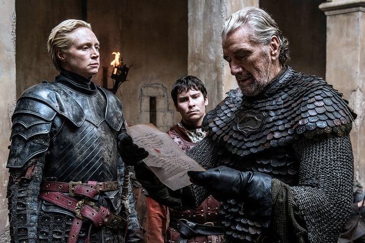 brienne and blackfish