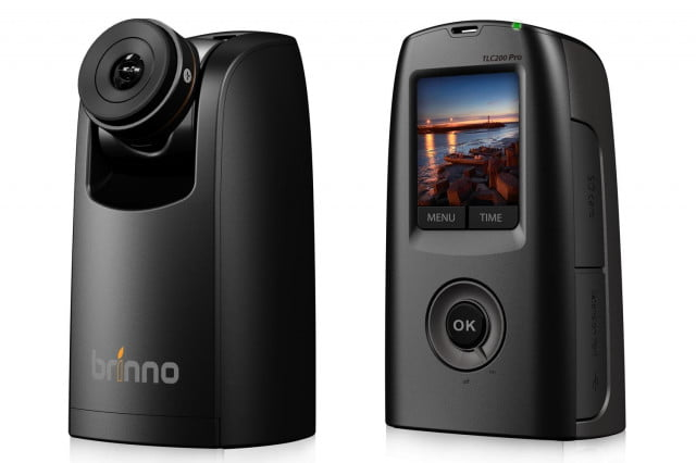 brinnos new time lapse camera adds hdr video interchangeable lenses brinno tlc  pro