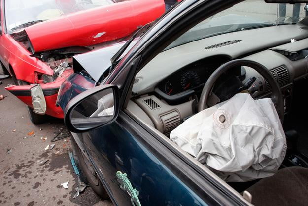 British man dies after exploding airbag exposes him to deadly fumes