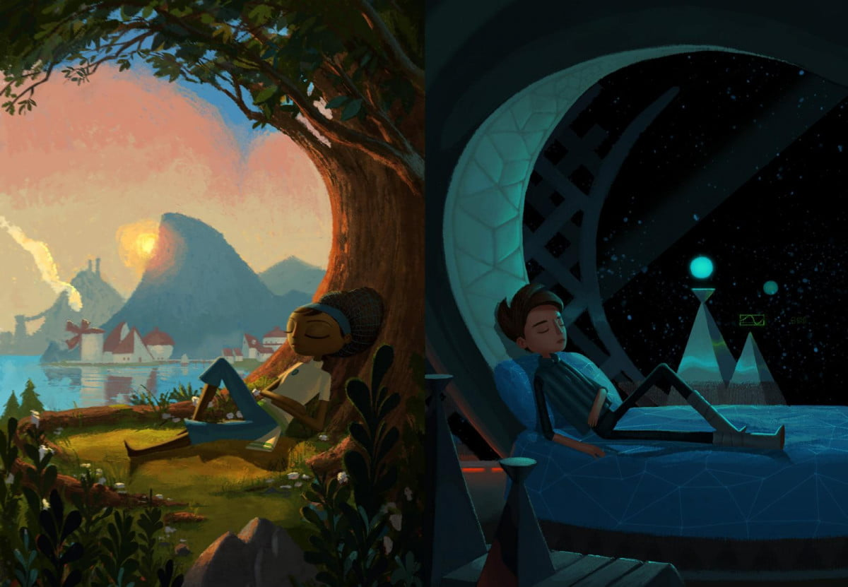 double fines kickstarter hit broken age features jack black jennifer hale