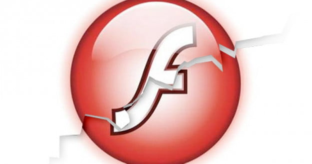 Broken Adobe Flash