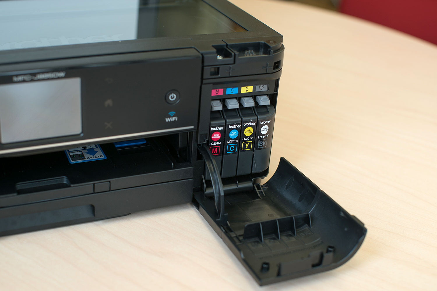 you can install several printers on your machine but at least one must be the printer
