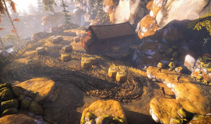 brothers a tale of two sons review screenshot