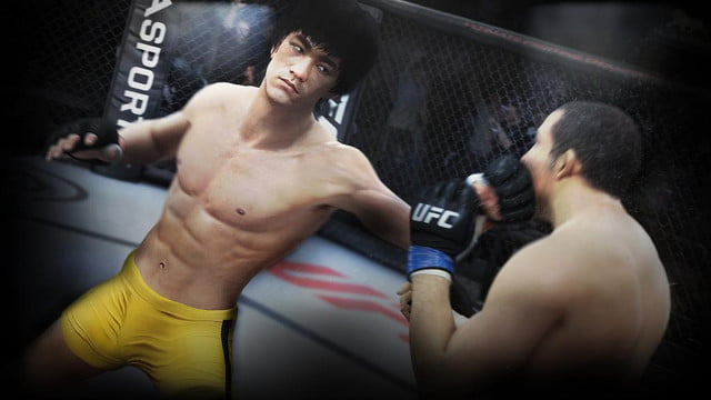 bruce lee joins ea sports ufc launches june