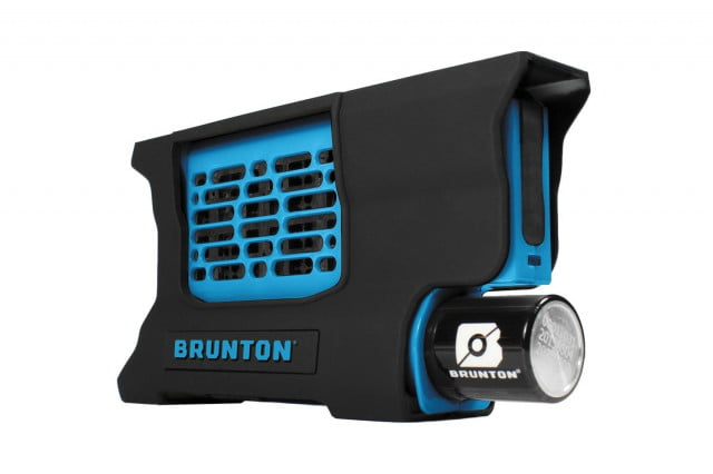 brunton hydrogen reactor portable power pack charger