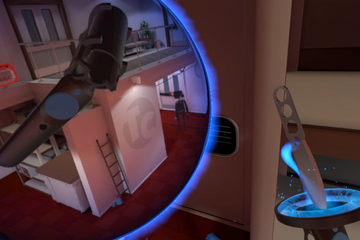 Budget Cuts' teleportation technique works within the lore of the game.