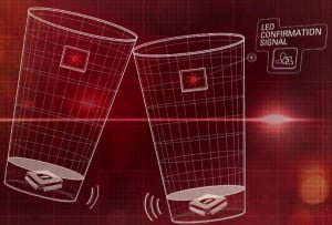 Facebook information exchange when using the Budweiser Buddy Cup