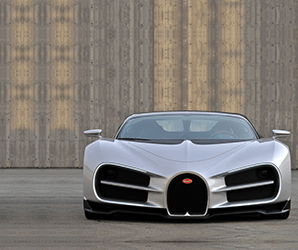 Love it or hate it, this is what Bugatti's 1,500-horsepower Chiron could have looked like