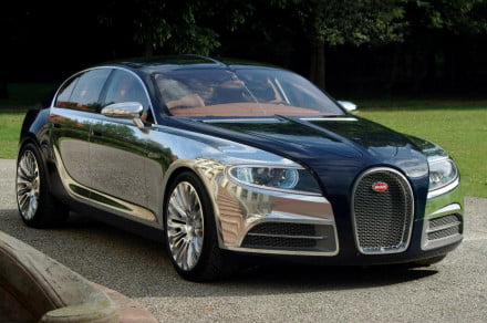 Bugatti Galibier sedan