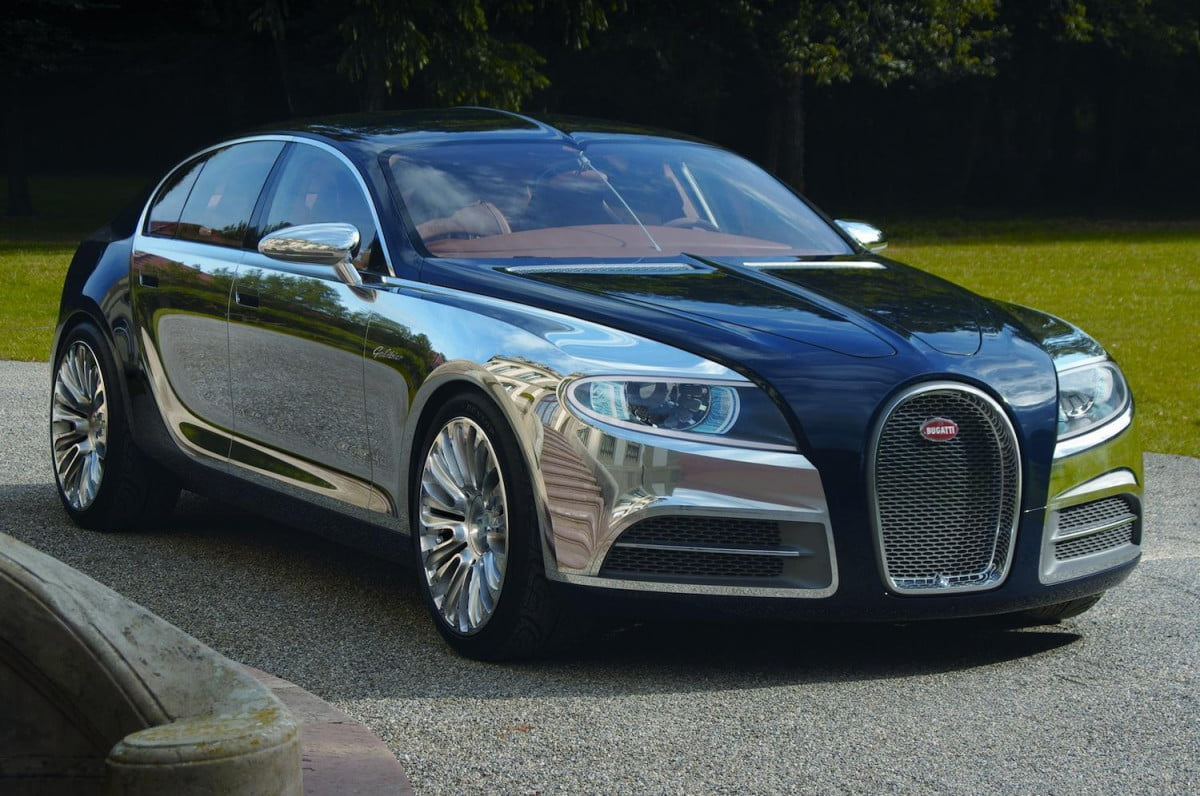 new bugatti coming wont superveyron galibier front three quarter