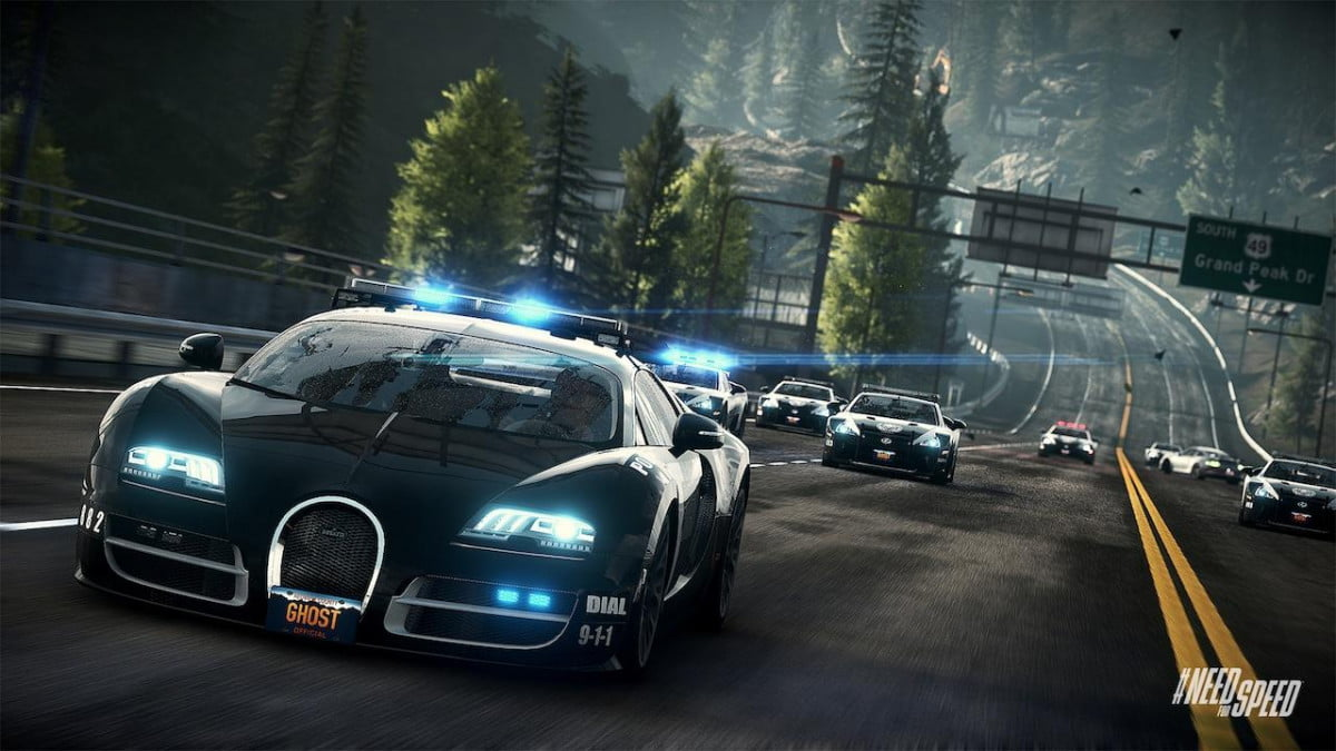 need for speed rivals lends more structure to its emergent world bugatti veyron alldrive  web