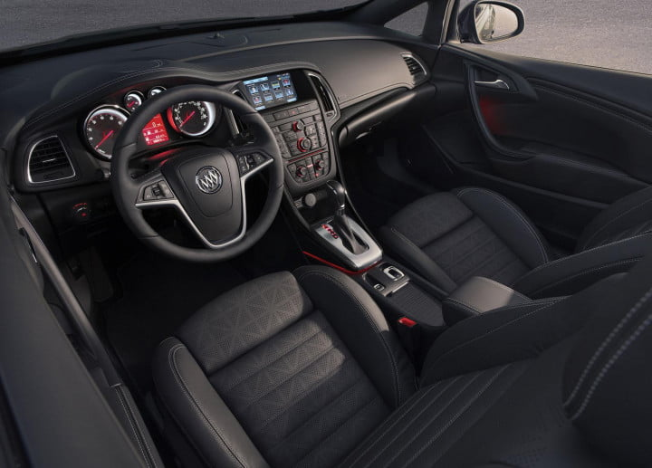 buick cascada official specs pictures
