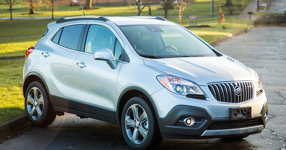 2014 buick encore review digital trends. Cars Review. Best American Auto & Cars Review
