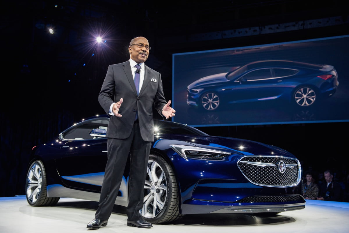 gm design chief ed welburn retirement boss and the buick avista concept