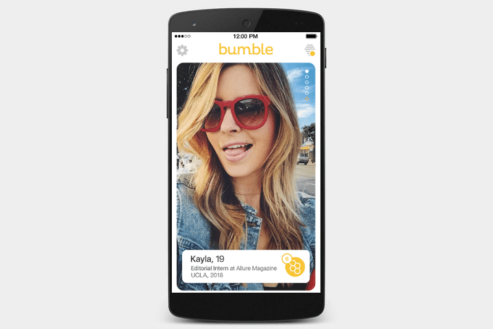 Bumble dating app phone number