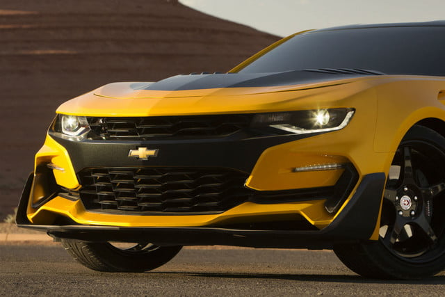 transformers the last knight bumblebee chevrolet camaro crop