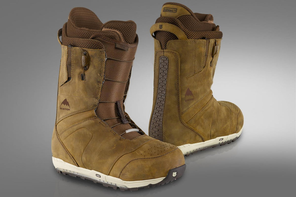 behold a snowboard boot that helps you ride like pro and look hipster burton ion boots v