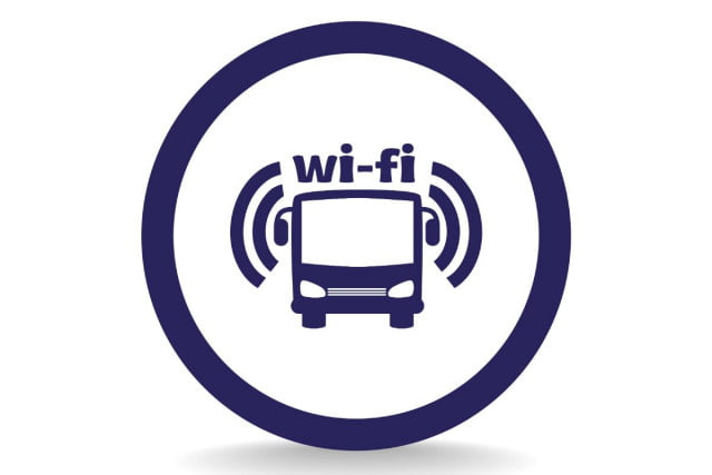 buses garbage trucks taxis will soon act moving wi fi hotspots u s cities bus