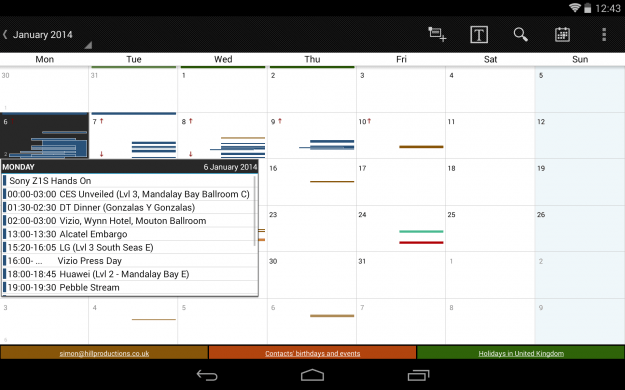 Business_Calendar_Android_tablet_app_screenshot