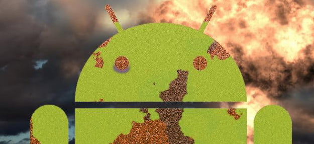Busted droid google apple patent war litigation