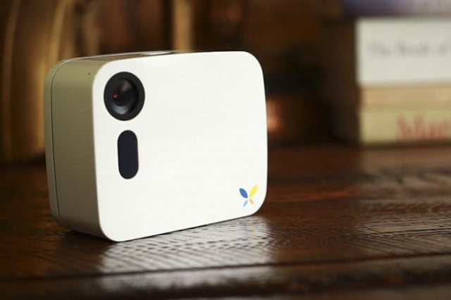 Butterfleye has various sensors that notify you when activity is detected in your home.