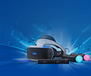 Here's where you can try PlayStation VR for yourself