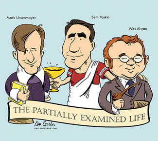 partially examined life podcast