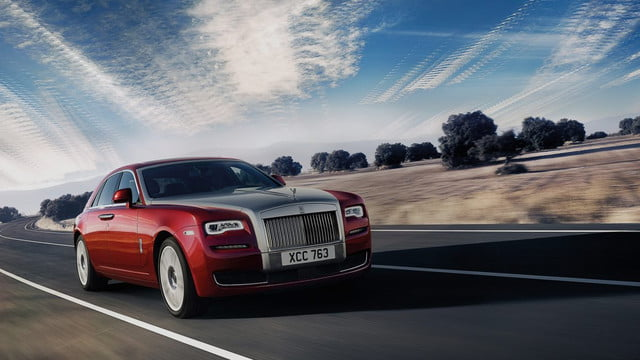 rolls royce issues recall for just one vehice  ghost