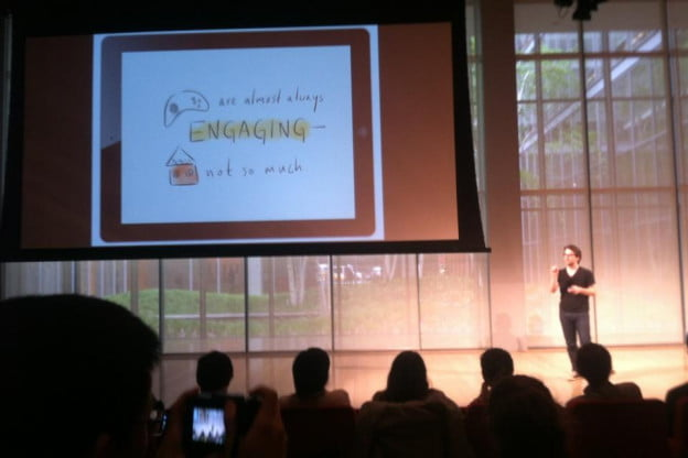 Aaron Dignan at Penny Conference '12