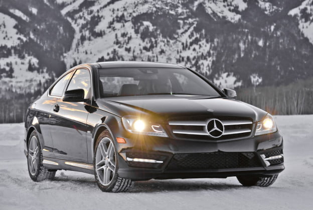 C350 4MATIC Coupe